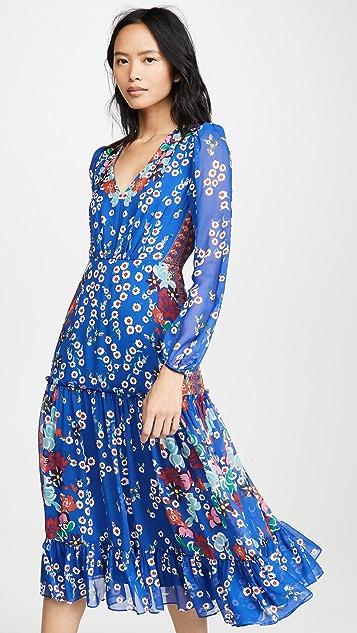 Saloni Devon 连衣裙