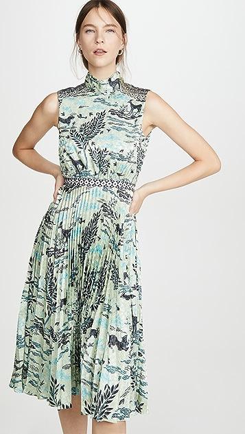 Saloni Fleur-E Dress