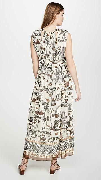 Saloni Sinead Dress