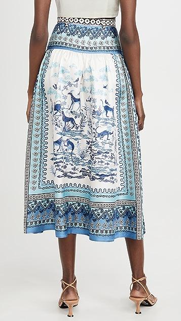 Saloni Zawe 半身裙