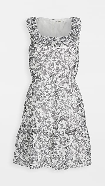 Saloni Misha Short Dress