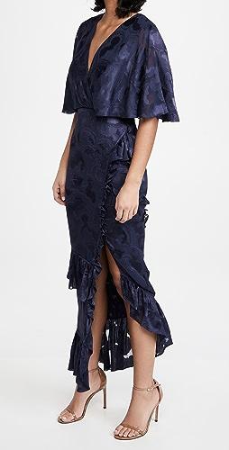 Saloni - Rose Dress