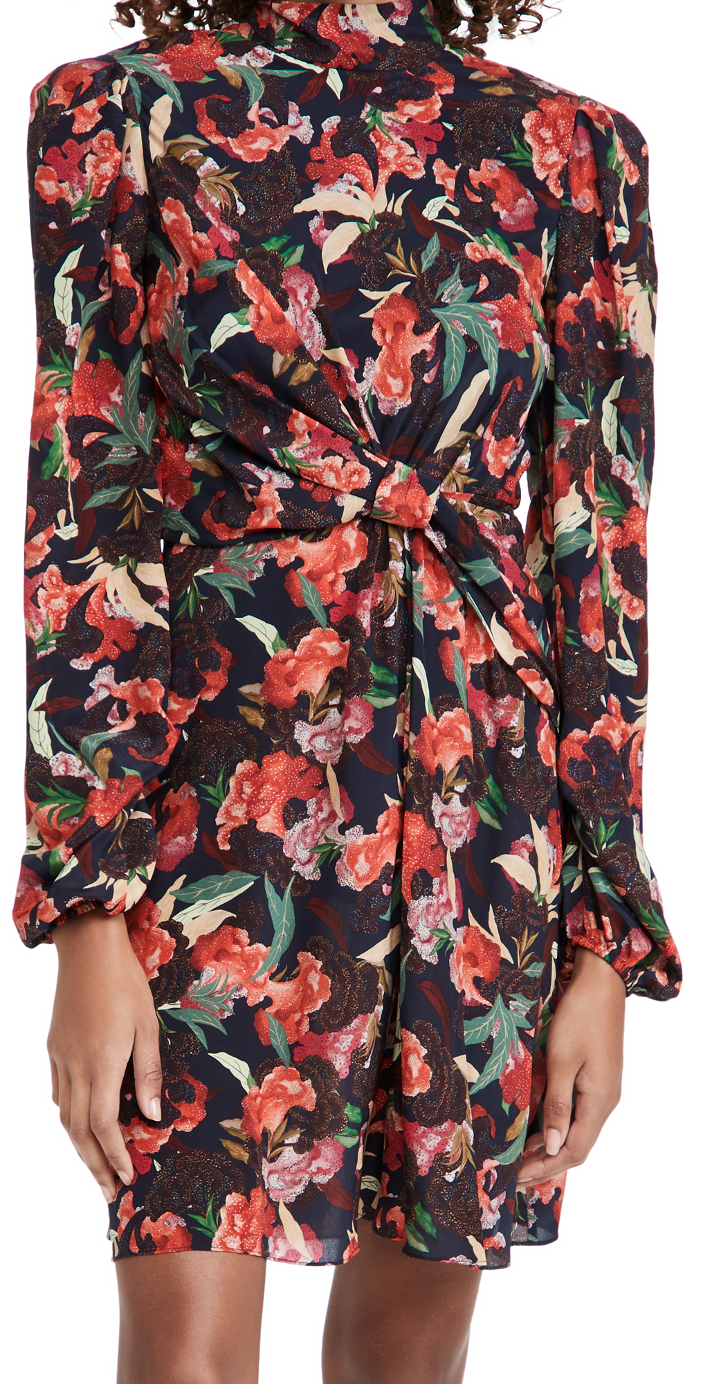 Saloni Demi Mini Dress