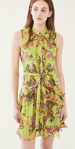 Saloni - Tilly Ruffle-B Dress
