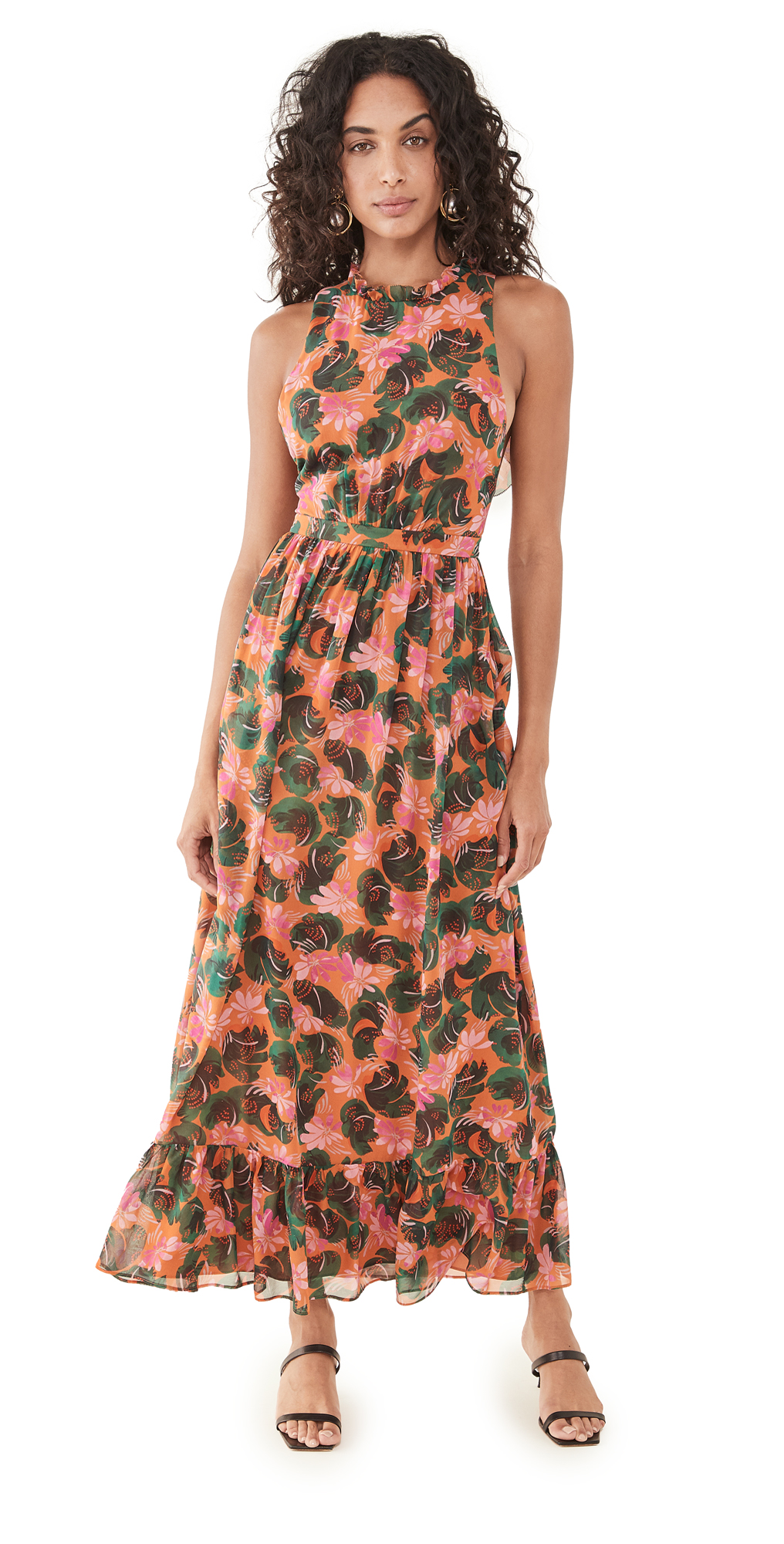 Saloni Maxi dresses AGNES DRESS