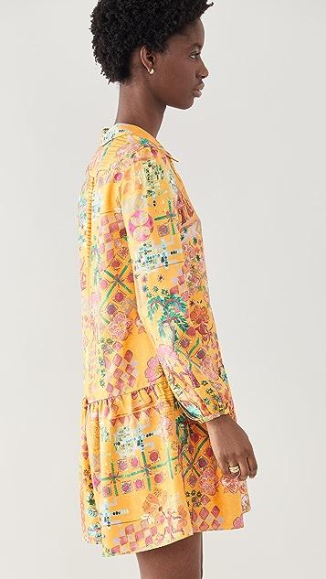 Saloni Jas 连衣裙