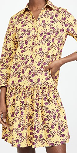 Saloni - Tilly Shirt Dress