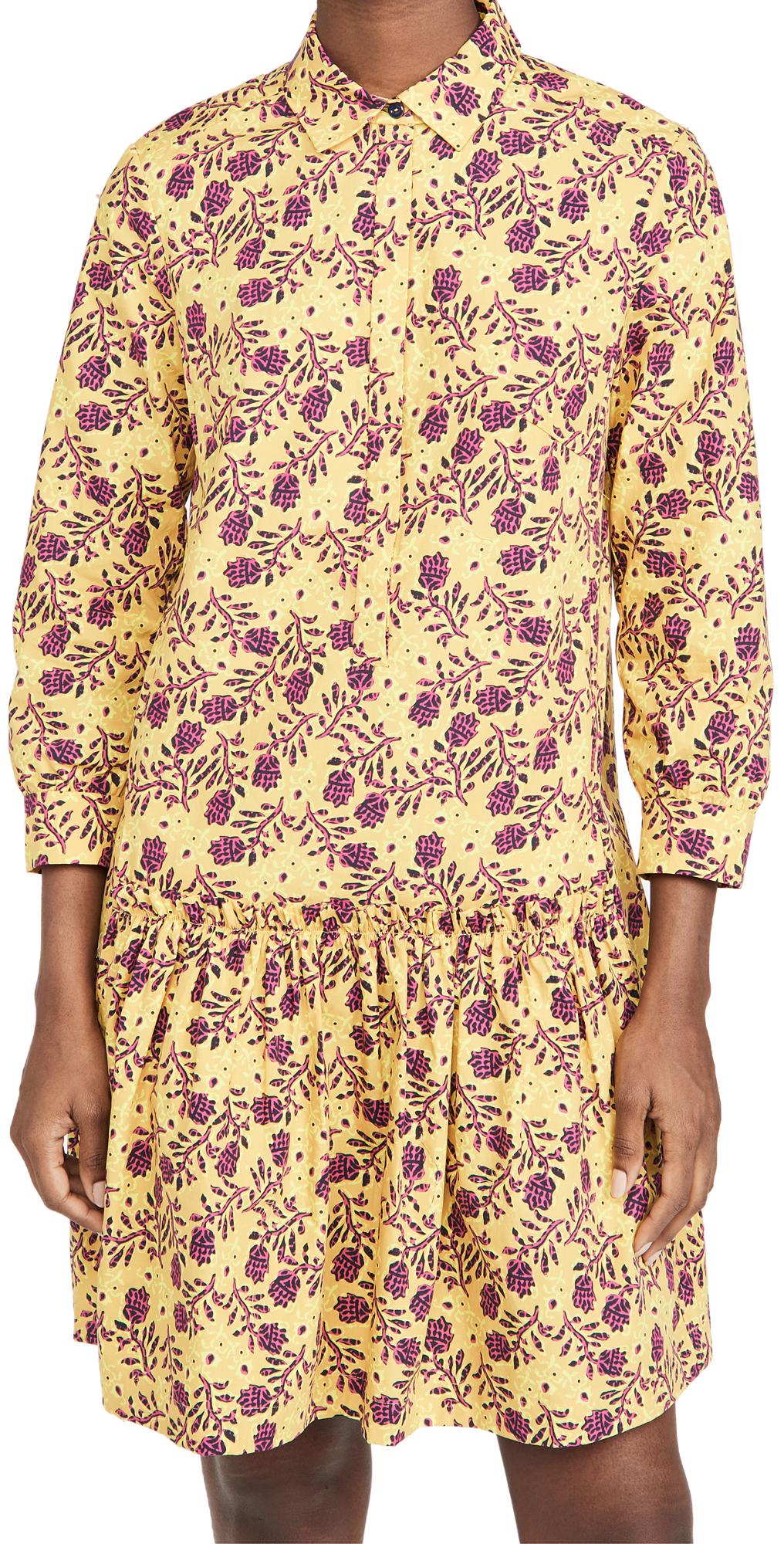 Saloni TILLY SHIRT DRESS