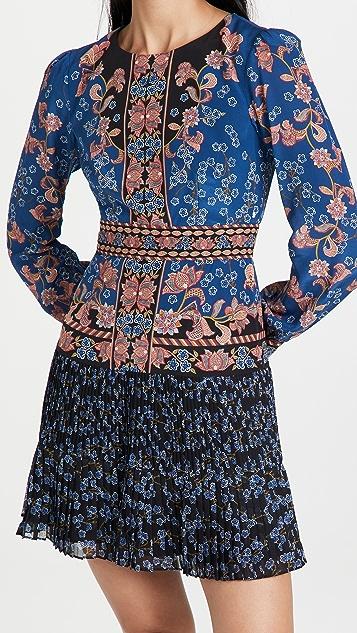 Saloni Vera Mini Dress