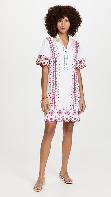 Saloni Dree B Short Dress