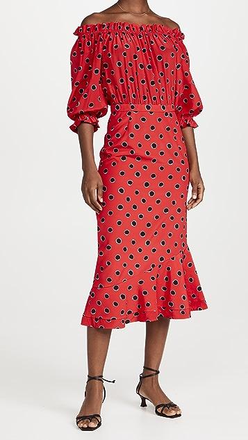 Saloni Grace Dress