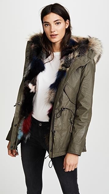 SAM. Luxe Limelight Parka ...