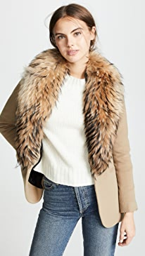 Ludlow Snap Closure Coat