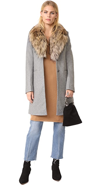 SAM. Crosby Coat