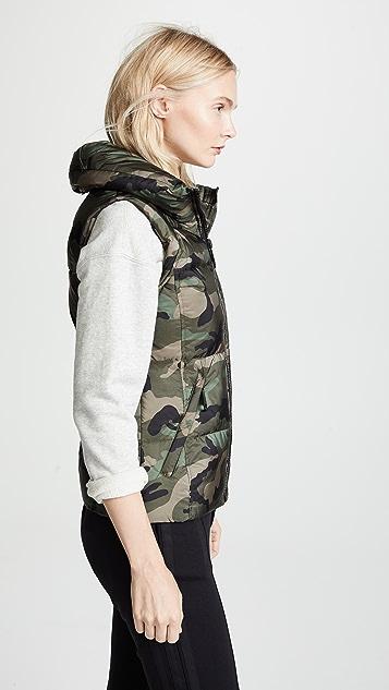 SAM. Camo Freedom Down Vest