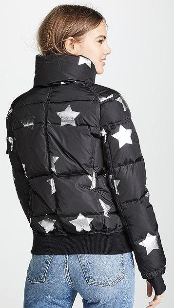 SAM. Stars Freestyle Bomber Jacket