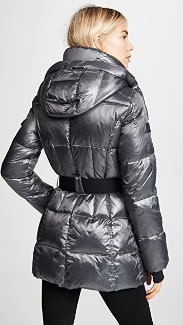 SAM. Soho Long Down Jacket