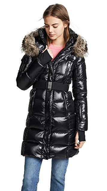 5c3a72b4255d Infinity Long Down Jacket  SAM. Infinity Long Down Jacket. Shop the Look