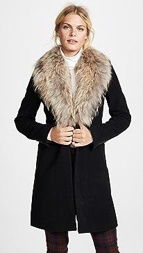 Crosby Wool Coat