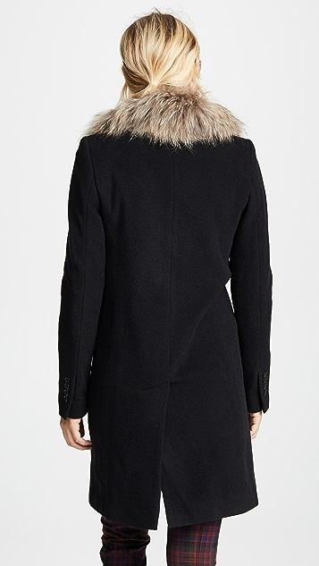 SAM. Crosby Wool Coat