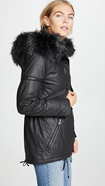 SAM. Mini Hudson Parka