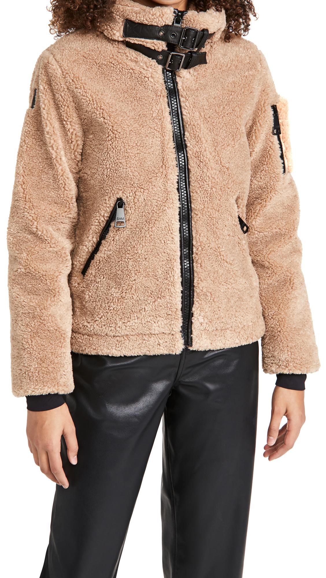 SAM. Denver Sherpa Jacket