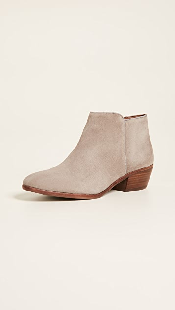 b4c69b705 Sam Edelman Petty Suede Booties ...