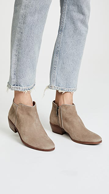 8502bc8186be ... Sam Edelman Petty Suede Booties ...