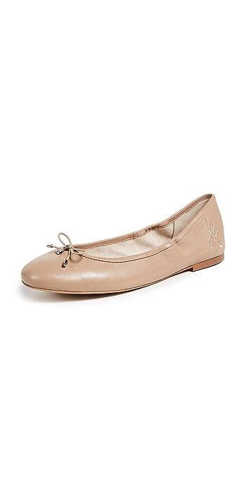 Sam Edelman Felicia Ballet Flats - Classic Nude