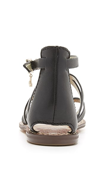 Sam Edelman Gilroy Flat Sandals