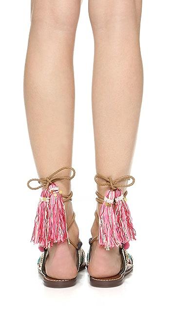 Sam Edelman Gretchen Flat Sandals