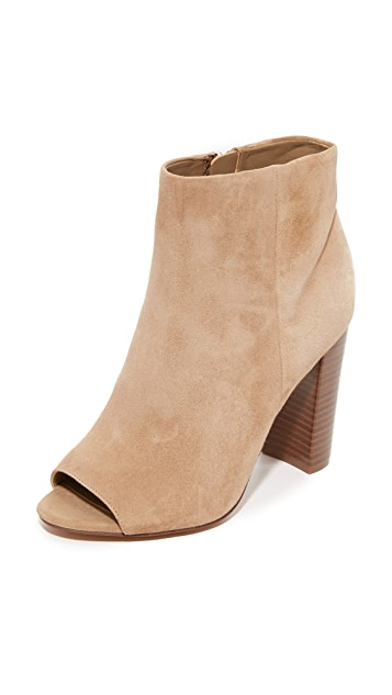 a30310fdd Sam Edelman Yarin Open Toe Booties