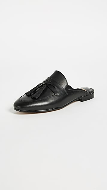 Sam Edelman Paris 流苏穆勒鞋