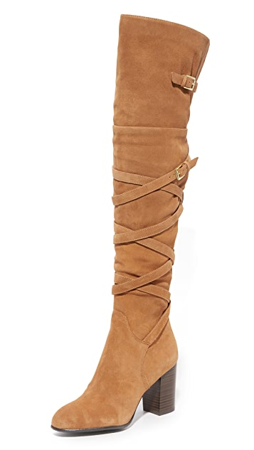 af505320aa8 Sam Edelman Sable Over the Knee Boots