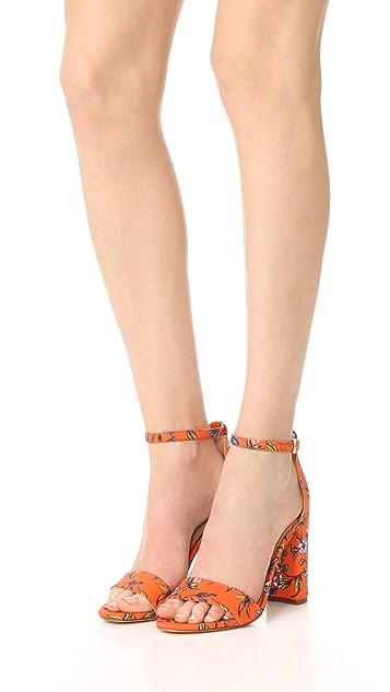 Sam Edelman Yaro Printed Sandals