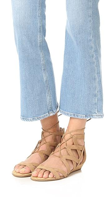 Sam Edelman Dawson Wedge Sandals