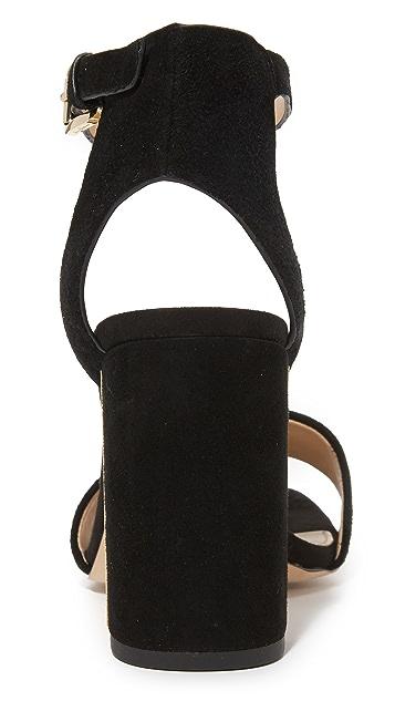 Sam Edelman Synthia Block Heeled Sandals
