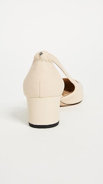 Sam Edelman Туфли-лодочки Leah с контрастным носком