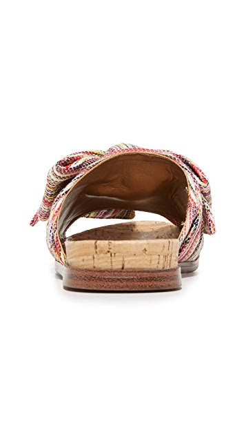 Sam Edelman Henna Bow Slides