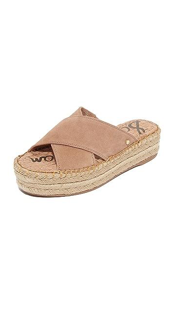 bf4ce33149da Sam Edelman Natty Flatform Sandals
