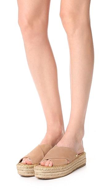Sam Edelman Natty Flatform Sandals