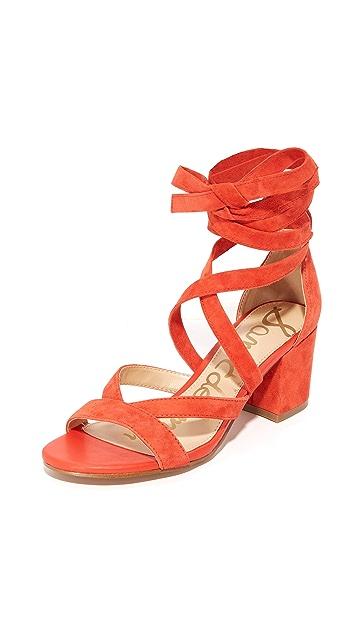 2cdc2cfbf Sam Edelman Sheri Suede City Sandals