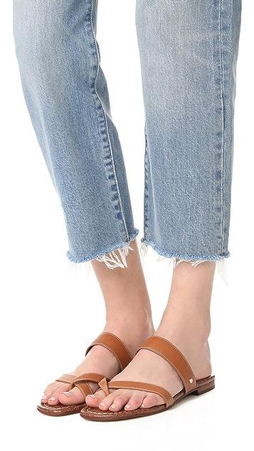 44207f694ed8e Sam Edelman Bernice Slide Sandals  Sam Edelman Bernice Slide Sandals ...