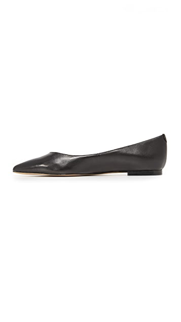 Sam Edelman Rae Leather Flats
