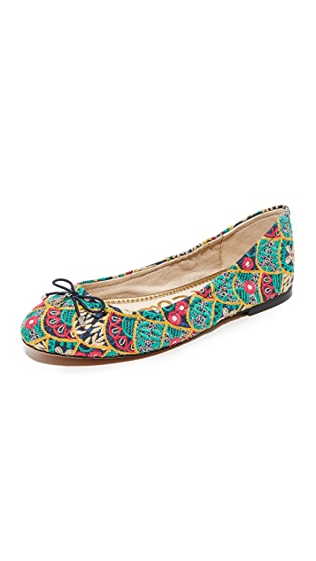 Sam Edelman Felicia III Embroidered Flats