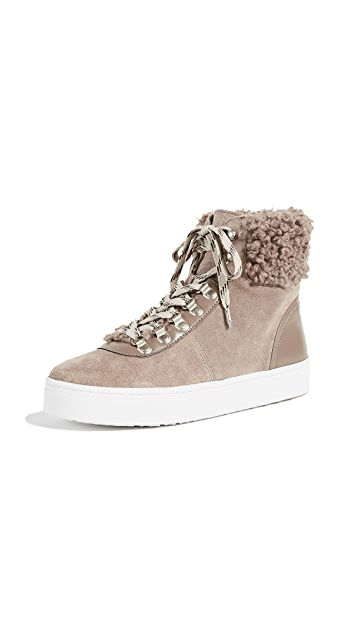 Sam Edelman Luther High Top Sneakers
