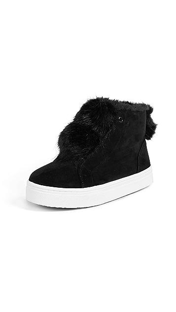 Sam Edelman Lear Sneaker Booties