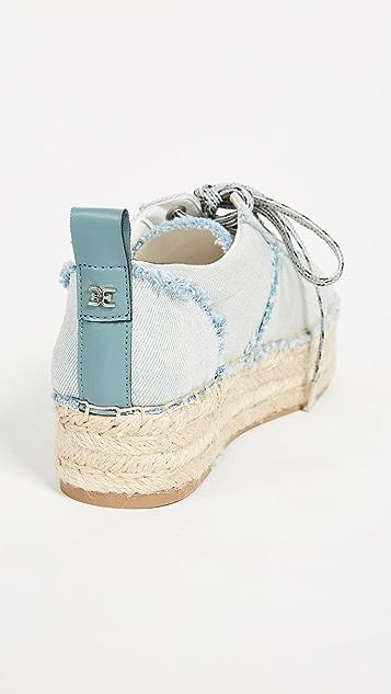 Sam Edelman Carleigh Platform Espadrille Sneakers