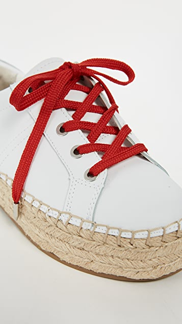 6a35e08edb59e Carleigh Platform Espadrille Sneakers