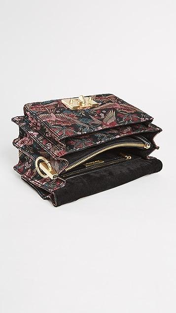 Sam Edelman Majestic Bird Shoulder Bag
